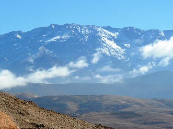 Morocco trekking tour, High Atlas traverse