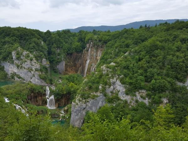 Rural Croatia hiking vacation