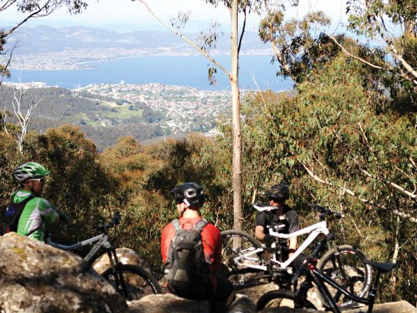 Tasmania self guided biking vacation, Australia