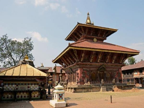 World Heritage sites in Nepal tour, small group