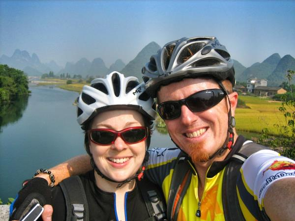 Yangshuo adventure vacation, China