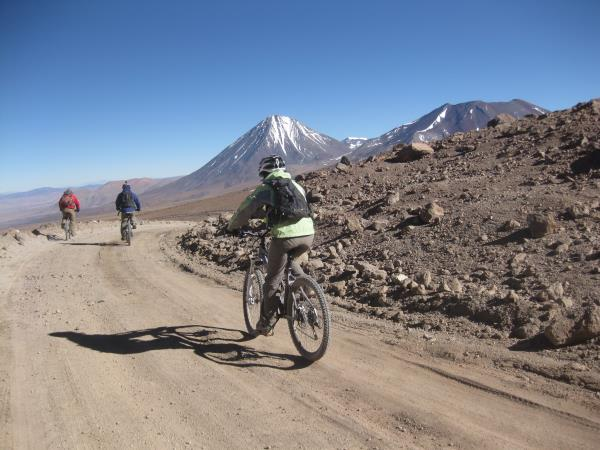 Cycling vacation in Chile