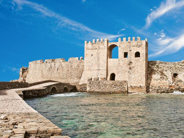 Greece self drive vacation, Peloponnese beaches