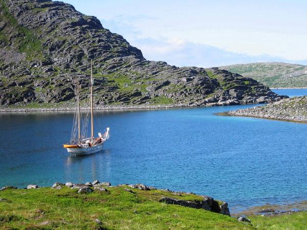 Sailing boat charter in Norway