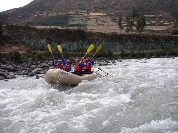 White water & wildlife vacation in Peru