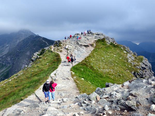 Tatra Mountains Family Vacation Slovakia