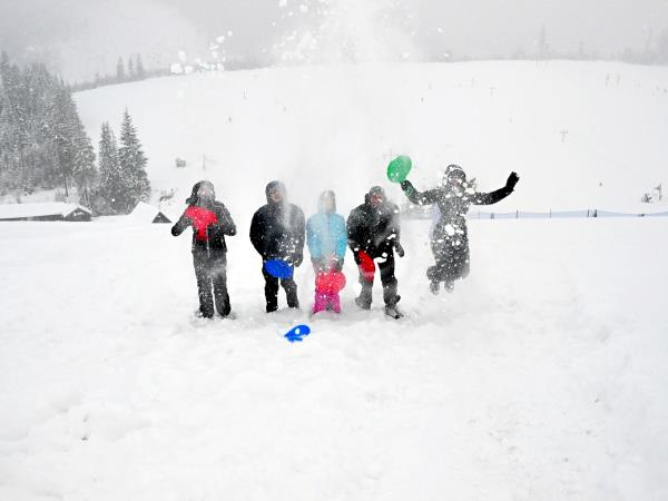 Winter family vacation in Slovakia, High Tatras