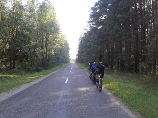 The Baltics biking vacation