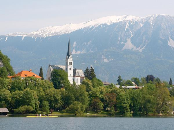 Slovenia family vacation with teenagers