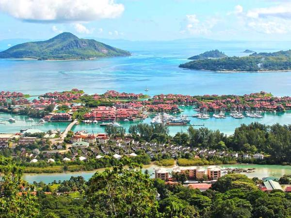Seychelles sailing adventure vacation