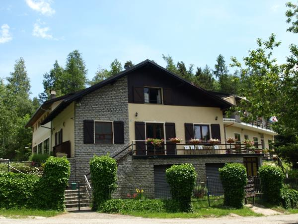 Italian Alps inn accommodation in Piedmont, Italy
