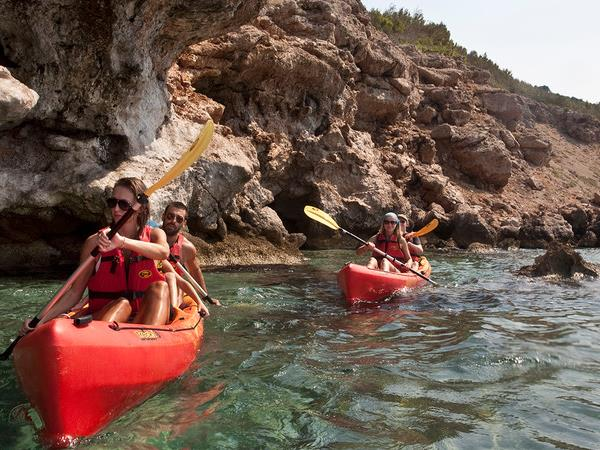 Croatia family vacation, small group adventure