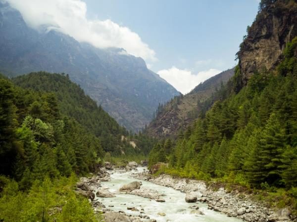 Hike, bike and kayak vacation in Nepal