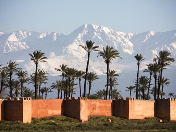 Morocco trekking vacation with Marrakech and coast