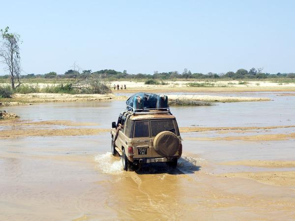 Madagascar adventure vacation, off road explorer