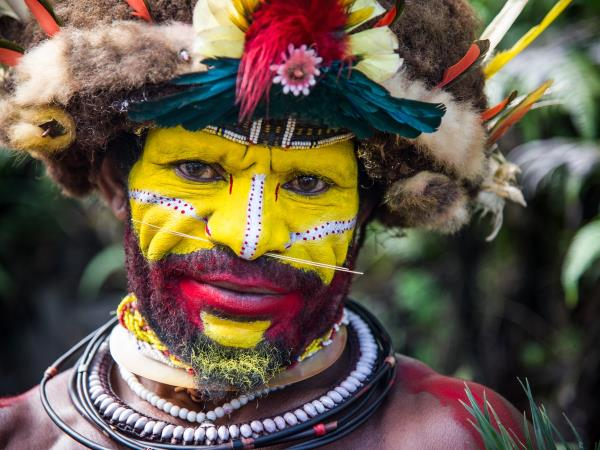 Papua New Guinea small group tour
