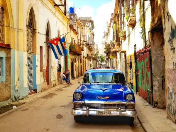 Biking vacation in Cuba, 7 days. Helping Dreamers Do