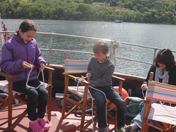 Mull circumnavigation cruise, Scotland