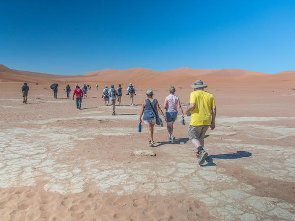 Namibia small group tour, Cape Town to Windhoek