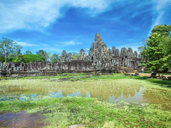 Cambodia temples & beaches vacation