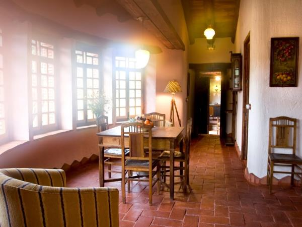 Self catering cottages in Sierra de Aracena Natural Park, Spain