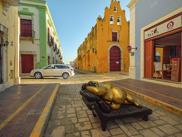 Luxury Mexico self drive vacation