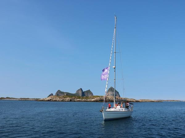 Sailing and activity vacation in Northern Norway