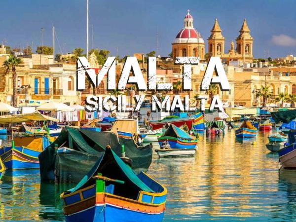 Sailing vacation from Malta to Sicily, and back
