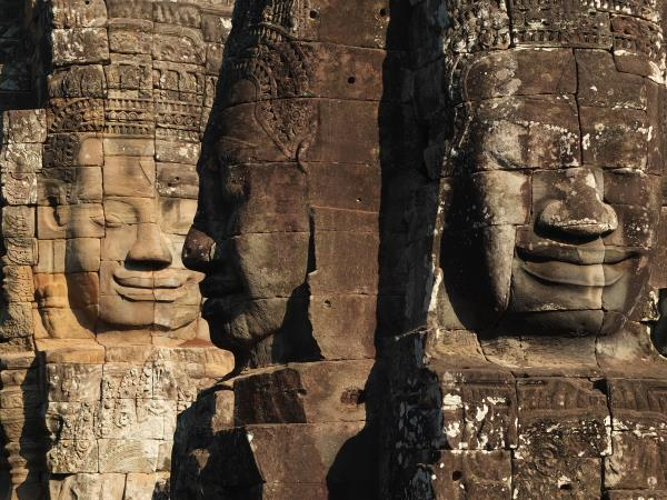 Cambodia small group adventure vacation