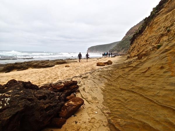 Great Ocean walking vacation in Victoria, Australia