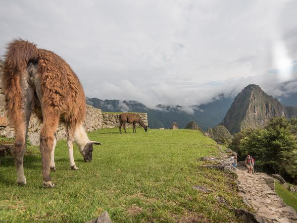 Inca Trail extension vacation