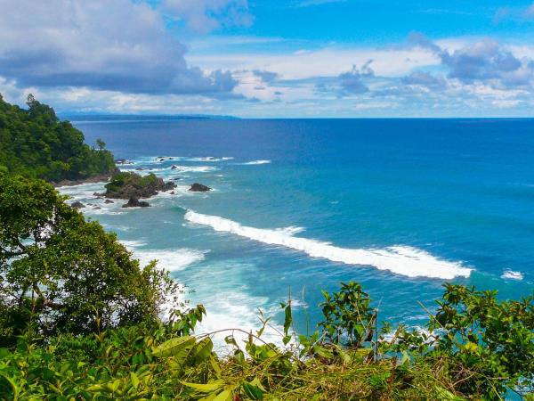 Costa Rica Coast to Coast tour, private departure