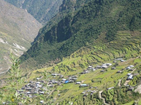 Helambu trekking vacation in Nepal