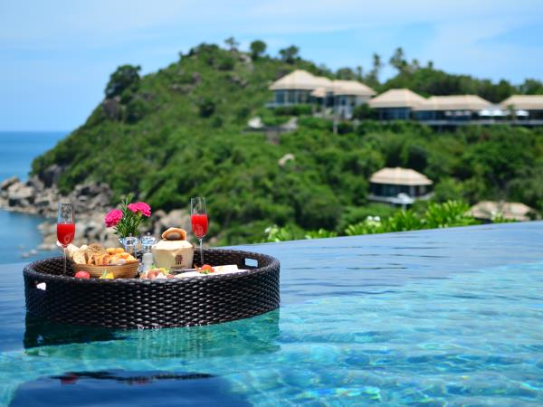 Koh Samui luxury resort, Banyan Tree