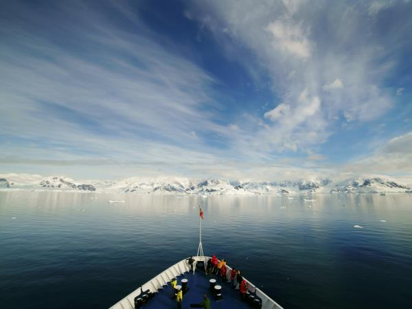 Antarctica ultimate expedition