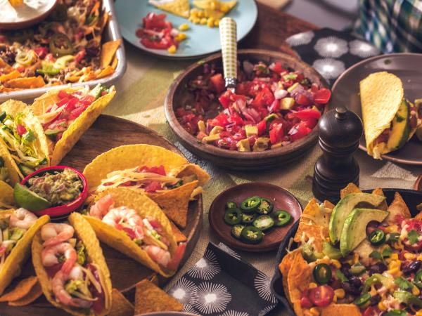 Mexico food adventure vacation