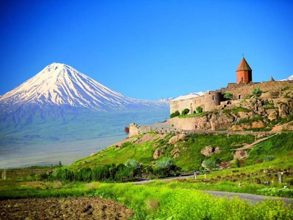 Best of Armenia and Georgia vacation