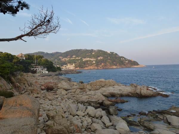 Cycling on the Costa Brava, Catalonia