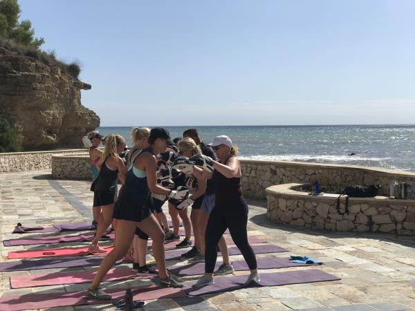 Luxury fitness vacations in Spain
