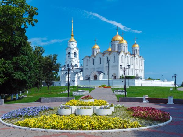 Russia history and culture vacation