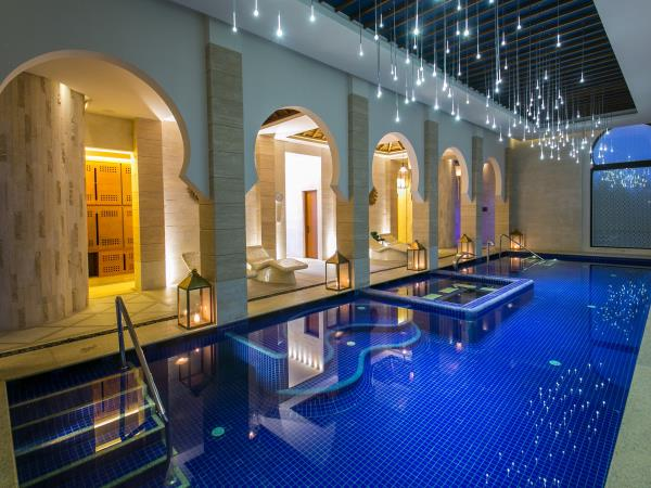Morocco luxury pool villas