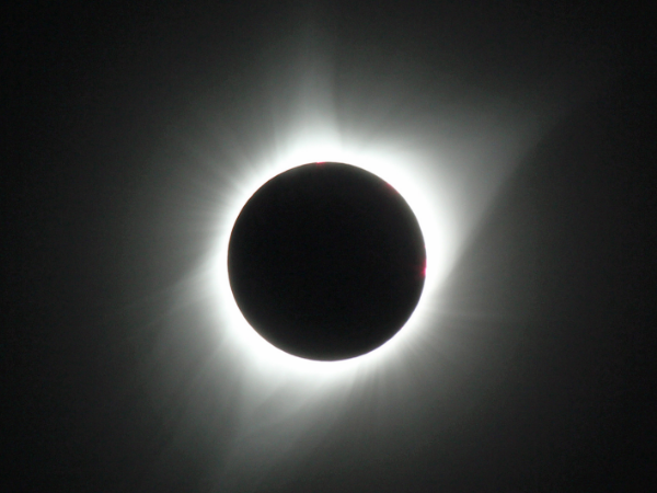 Argentina solar eclipse tour with Dr John Mason