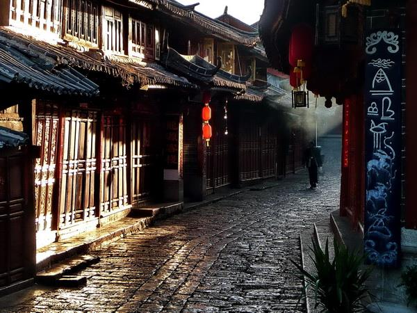 Small group tour of Yunnan, China