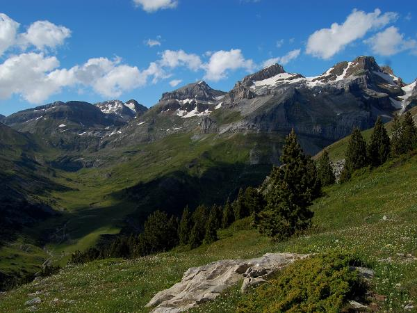 Self-guided walking vacation in the western Pyrenees