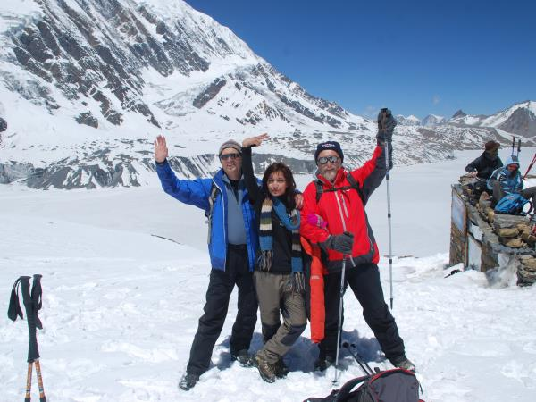 Classic Annapurna Base Camp Trek