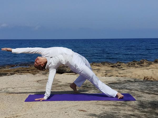 Yoga retreat in North Cyprus