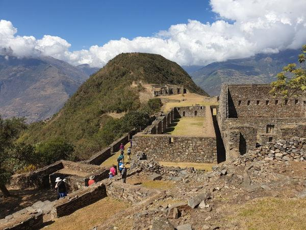 Peruvian Andes trekking vacation to Machu Picchu
