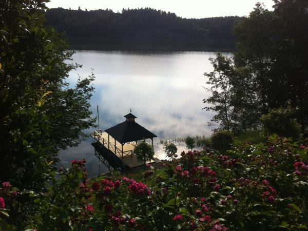 Luxury cycling vacation in Sweden