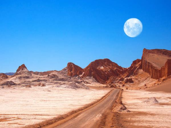 Atacama to Paine small group vacation in Chile