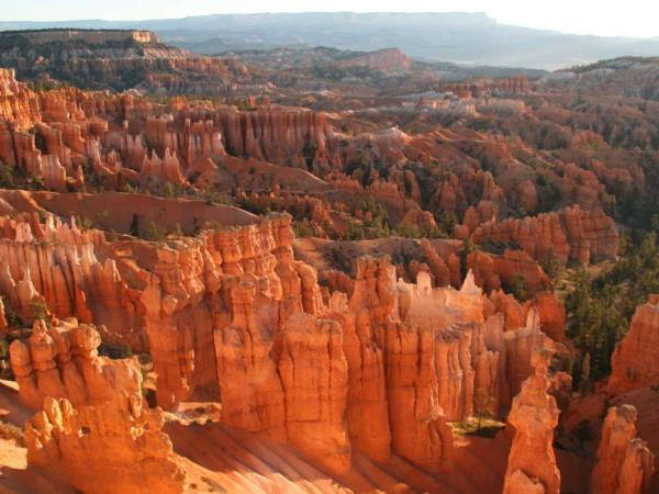 Walking the Western US National Parks vacation